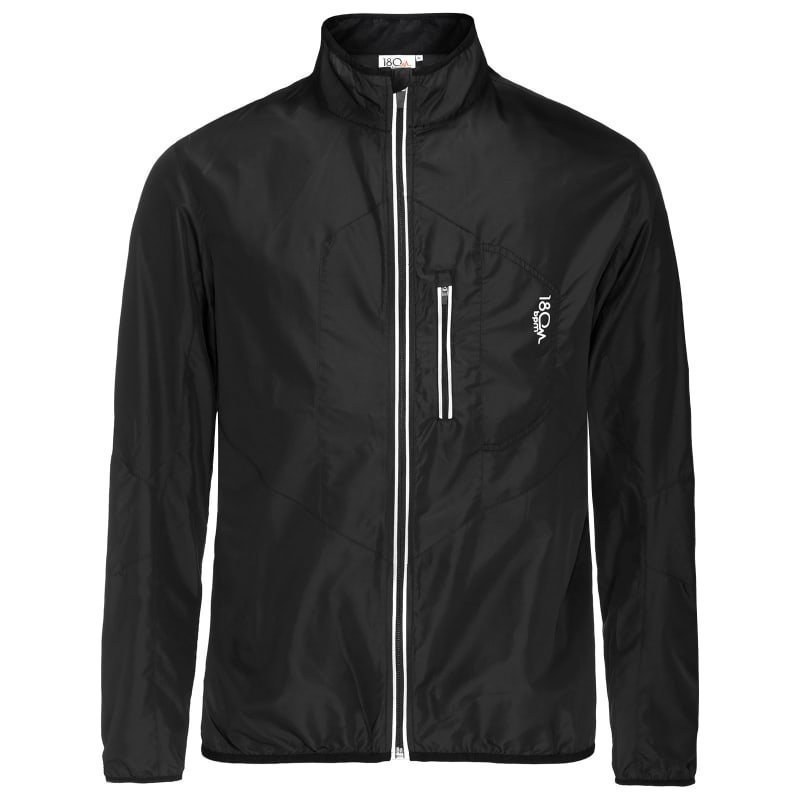 180 bpm Men's XC Run Jacket S Black