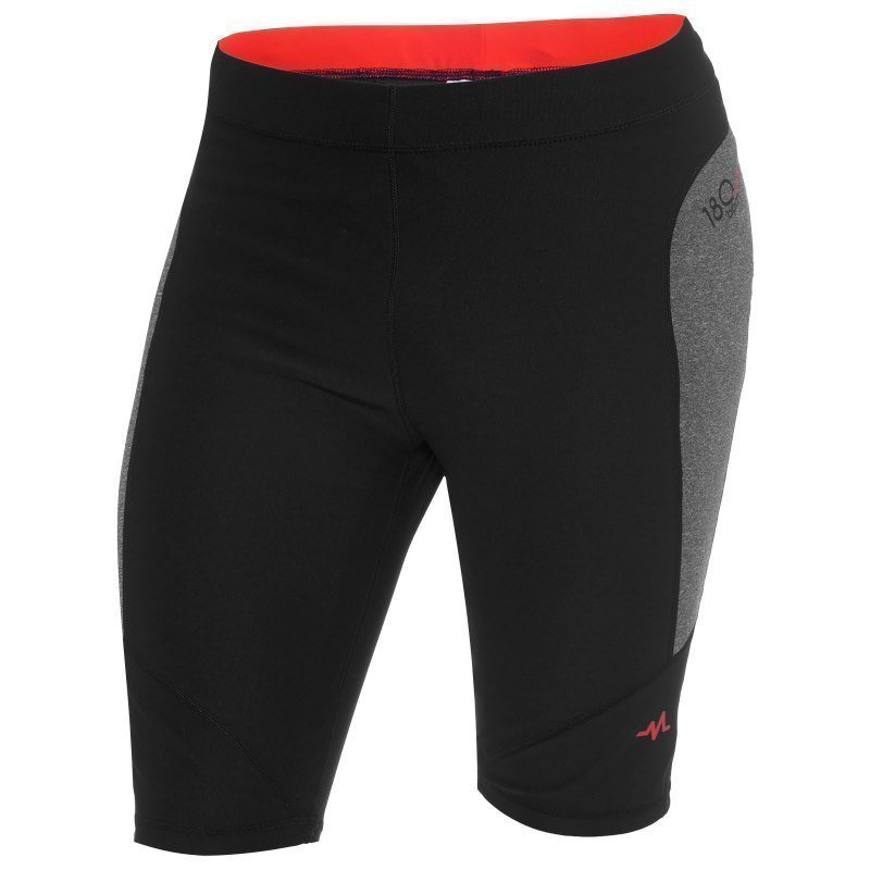 180 bpm Men's XC Run Short Tights L Black