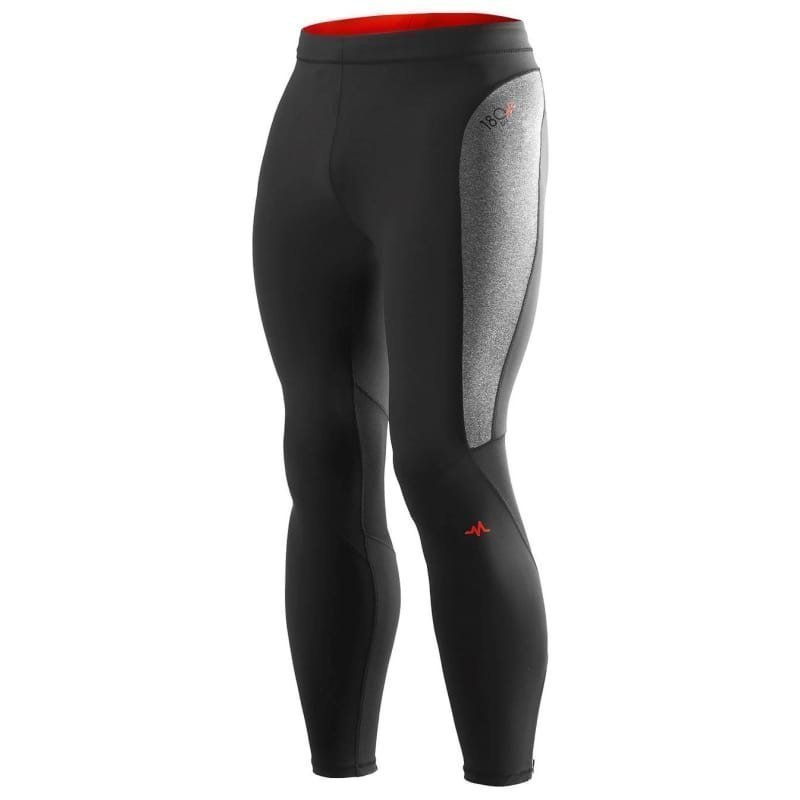 180 bpm Men's XC Run Tights S Black