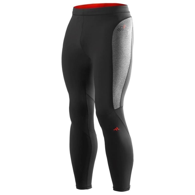 180 bpm Men's XC Run Tights XXL Black