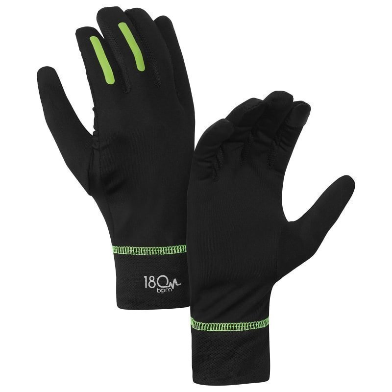 180 bpm Reflecting Glove S/M Black
