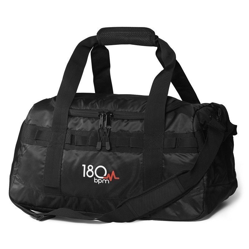 180 bpm Sports Duffel 1SIZE Black