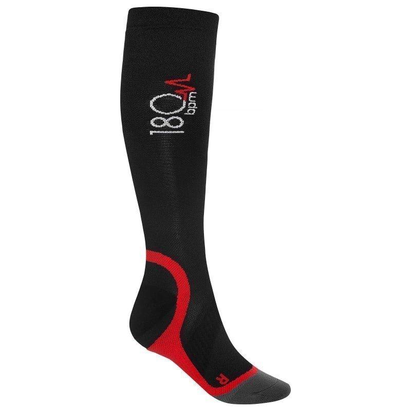 180 bpm Training Compression Socks 36-38 Black
