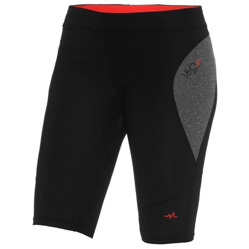 180 bpm Women's XC Run Short Tights L Black