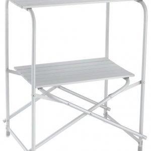 2 Tier aluminium kitchen stand