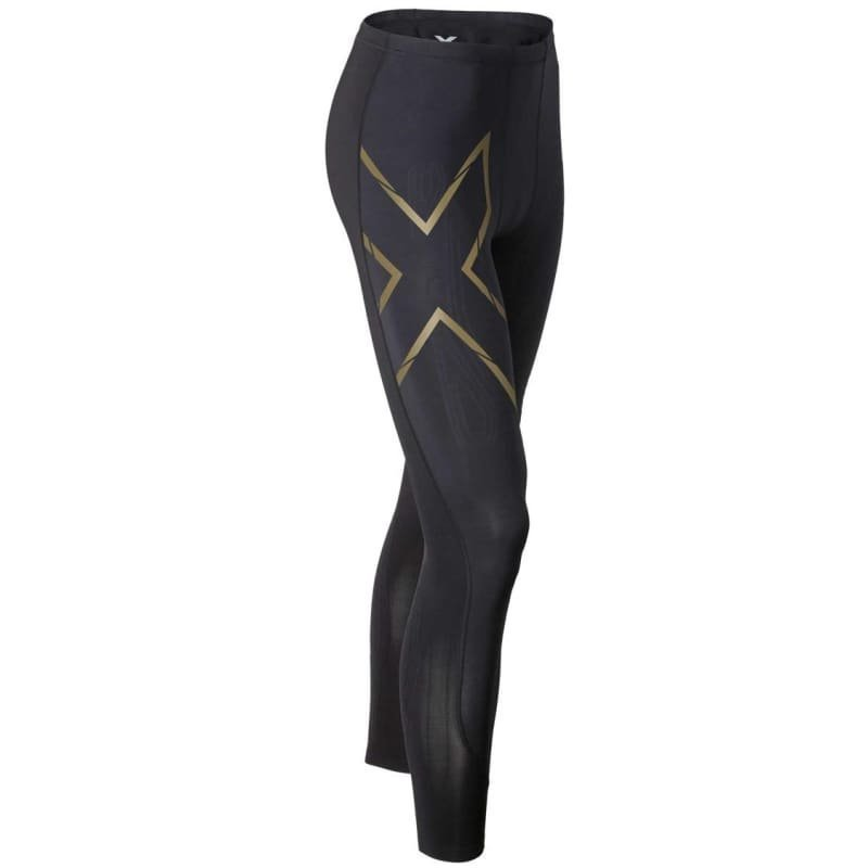2XU Elite MCS Compression Tights Men XL Black/Gold