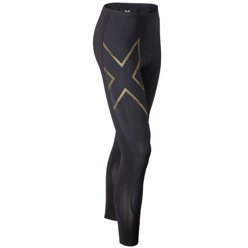2XU Elite MCS Compression Tights Men XS Black/Gold