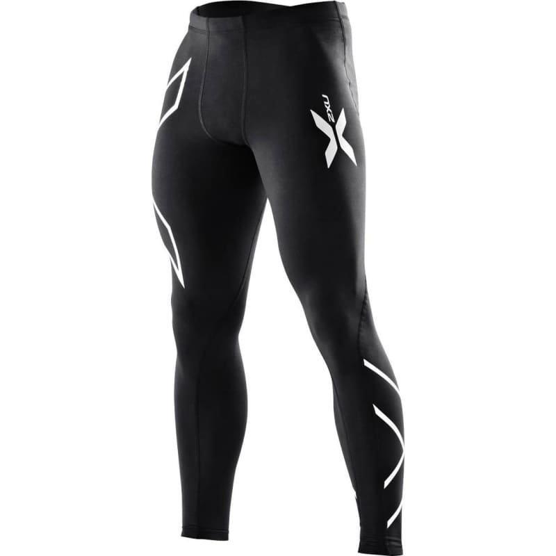 2XU Men's Compression Tights XS Black