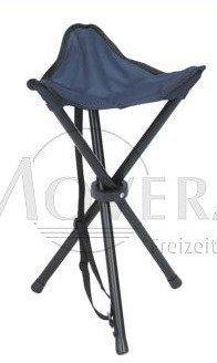 3 jalkainen tripod tuoli sininen
