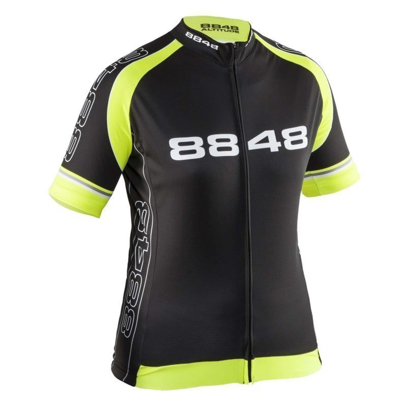 8848 Altitude Merete ws Jersey 40 Neon Yellow