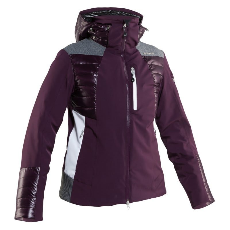 8848 Altitude Mindy Ws Jacket 44 Burgundy