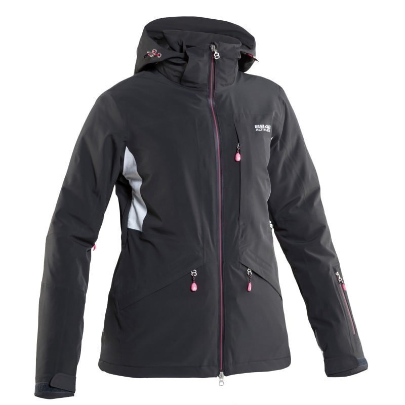 8848 Altitude Miva Ws Jacket 36 Charcoal