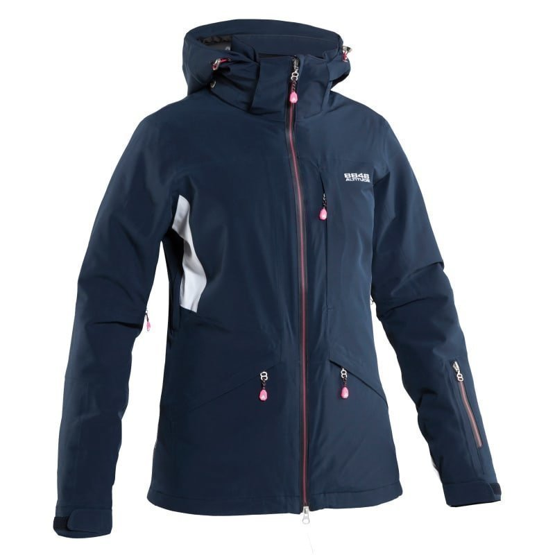 8848 Altitude Miva Ws Jacket 38 Navy