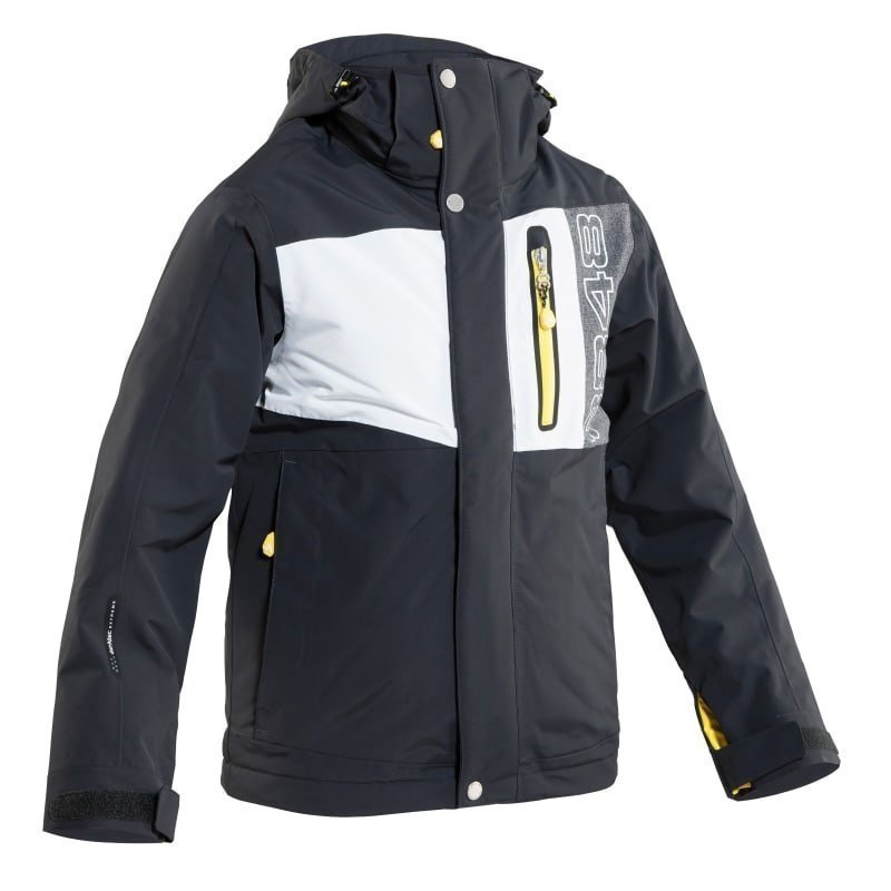 8848 Altitude New Land Jr Jacket 140 Charcoal