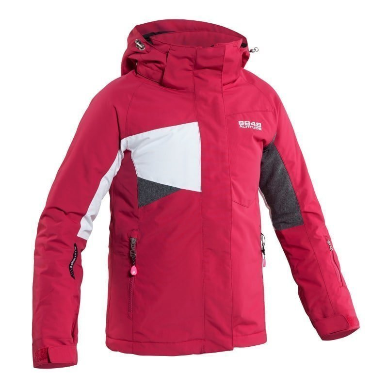 8848 Altitude Tamara Jr Jacket 130 Cerise