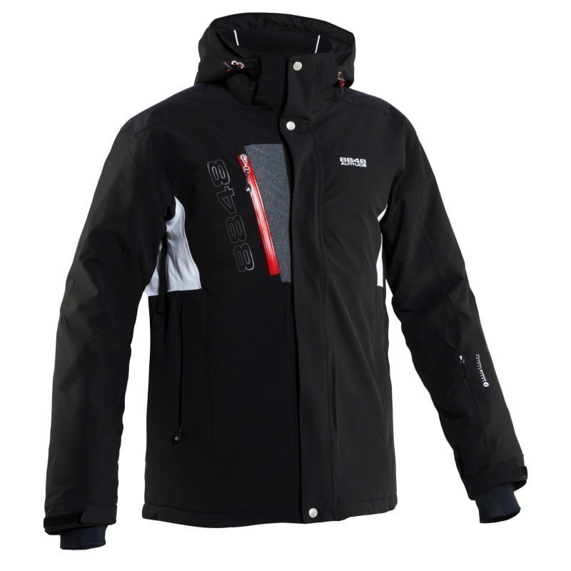 8848 Altitude Triple Four Jacket L Black