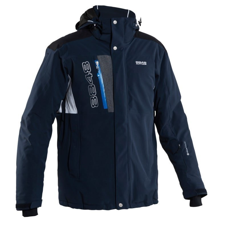 8848 Altitude Triple Four Jacket L Navy