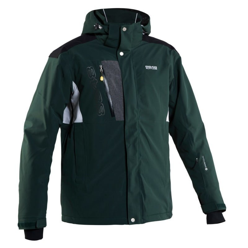 8848 Altitude Triple Four Jacket M Teal