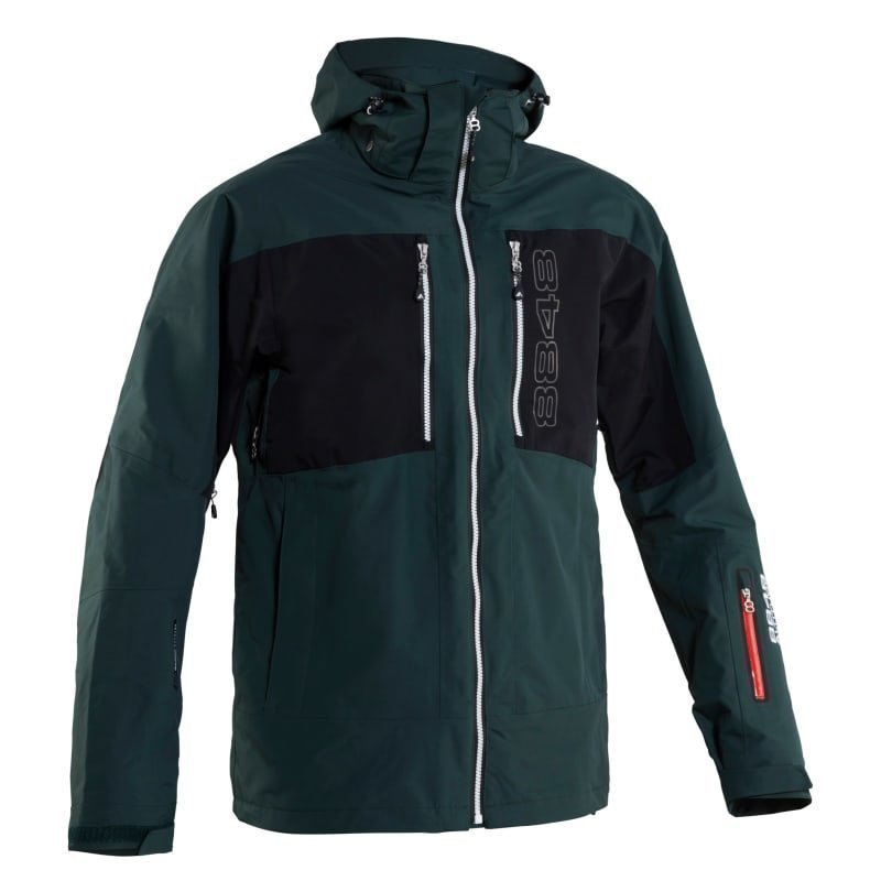 8848 Altitude Vulpine Shell Jacket L Teal