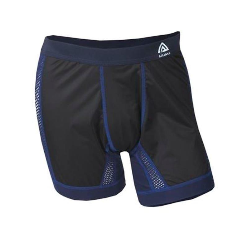 Aclima Coolnet Shorts W/Windstop Unisex XS Laguna