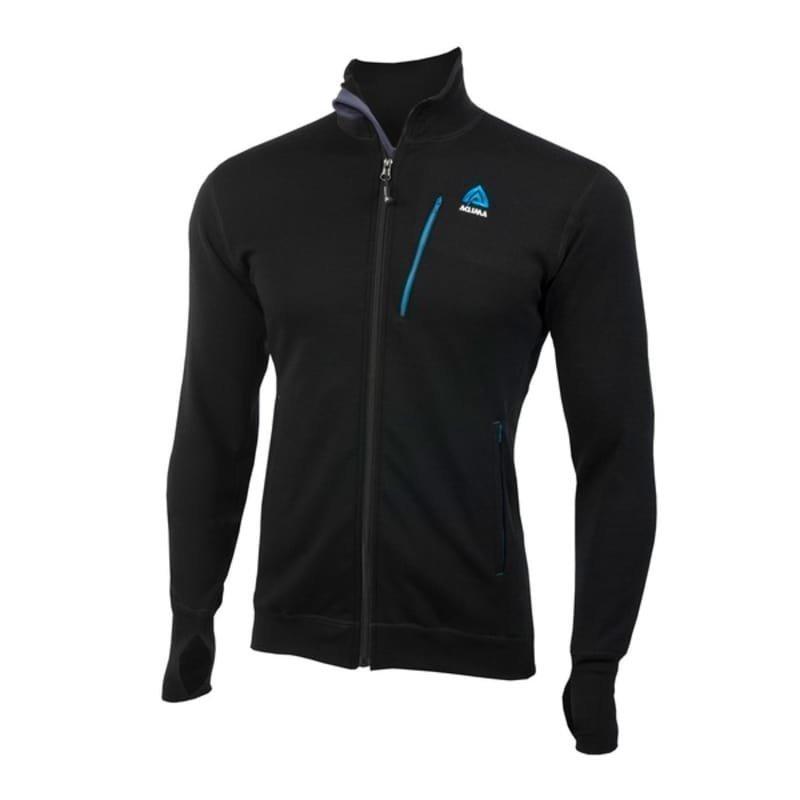 Aclima Doublewool Jacket Man XS JET BLACK (SKY DIVER/PERISCOPE