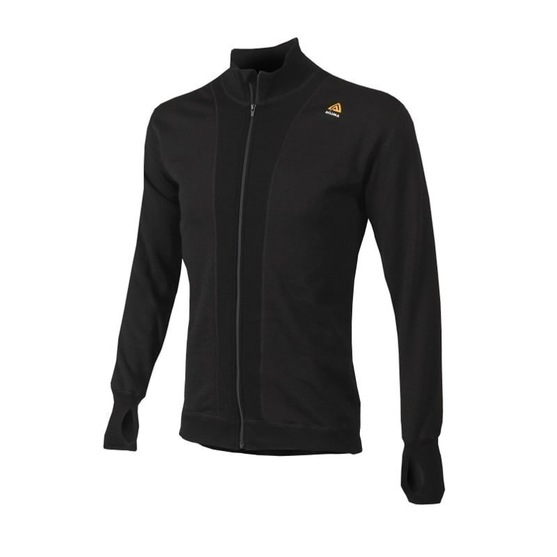 Aclima Hotwool Light Jacket M Jet Black
