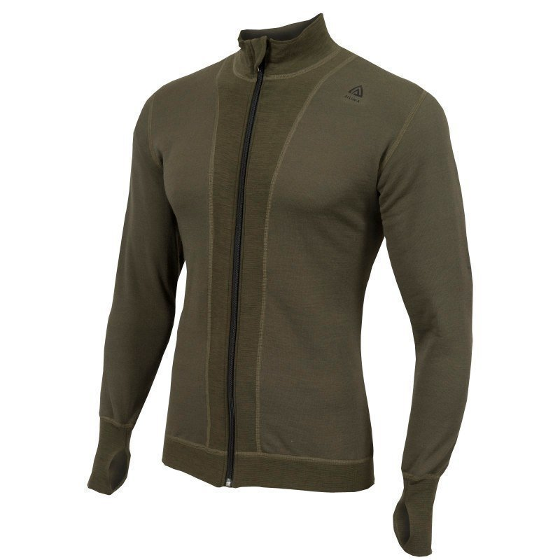 Aclima Hotwool Light Jacket XS Olive Night