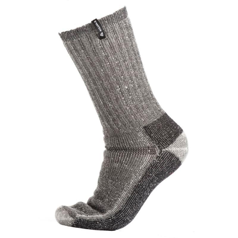 Aclima Hw Socks Ullfrotté 32-35 Grey Melange