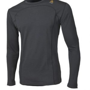 Aclima LightWool Shirt Crew Neck dark shadow