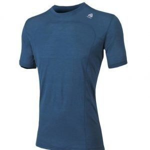 Aclima LightWool T-Shirt Men lyons blue