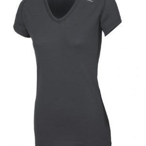 Aclima LightWool T-Shirt V Women dark shadow