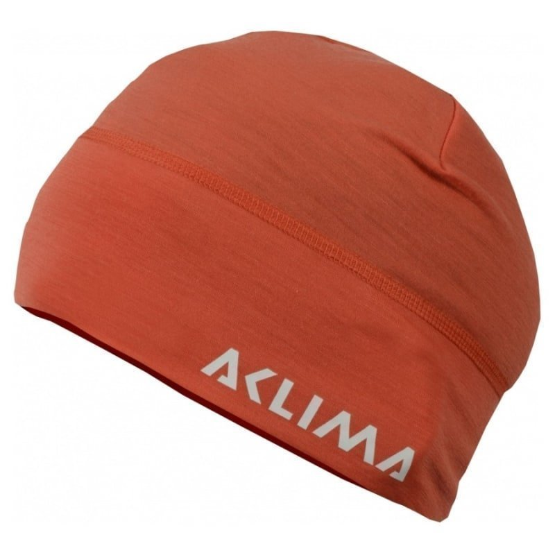 Aclima Lightwool Beanie 1SIZE Poinciana