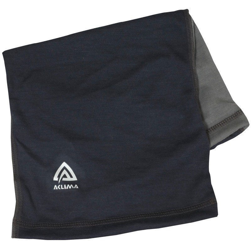 Aclima Lightwool Headover Children 1SIZE MIDNIGHT NAVY/MOON MIST