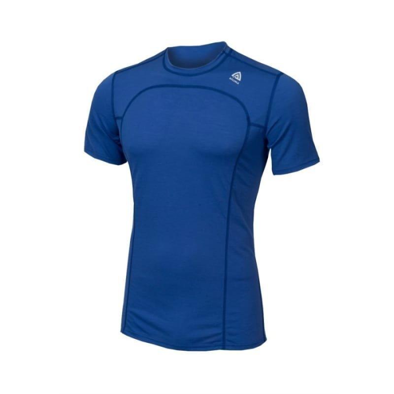 Aclima Lightwool T-Shirt Man XL Dazzling Blue