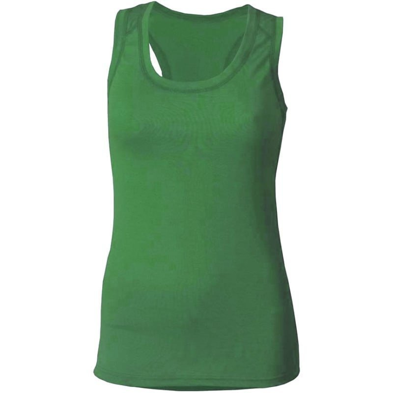 Aclima Lightwool Wrestler Shirt Woman XL Deep Grass Green