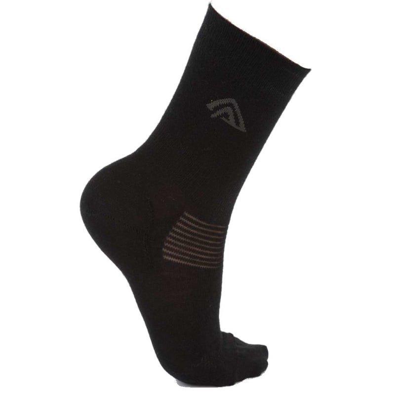 Aclima Trekking Socks 44-48 Jet Black