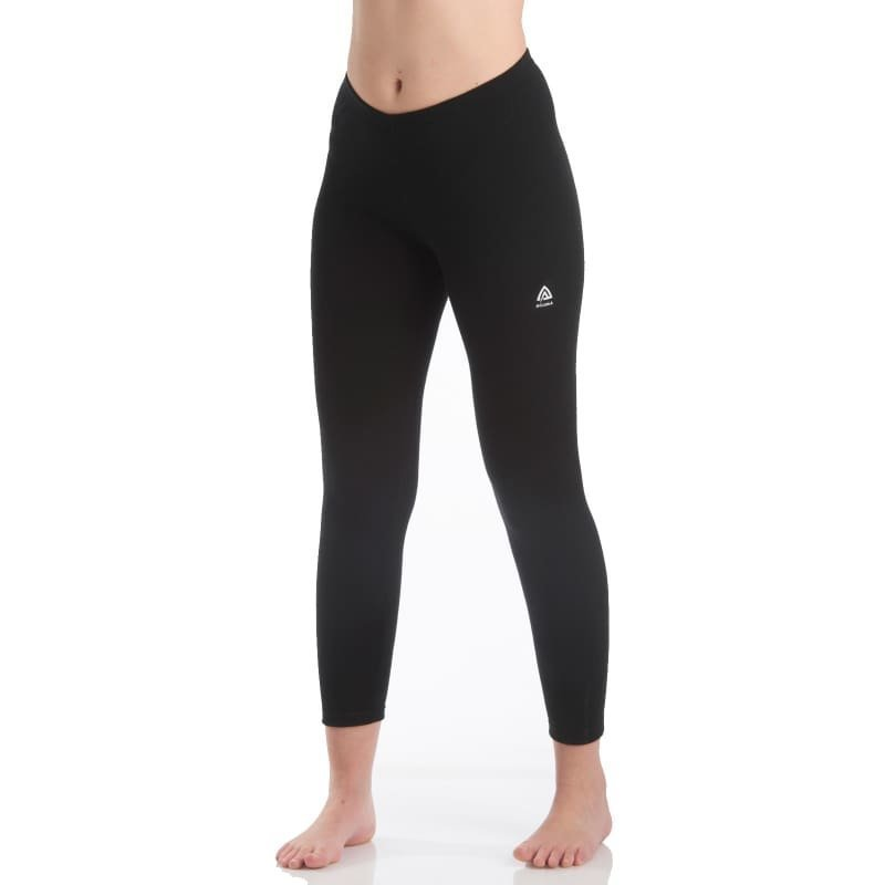 Aclima Warmwool Long Pants Women's S Jet Black