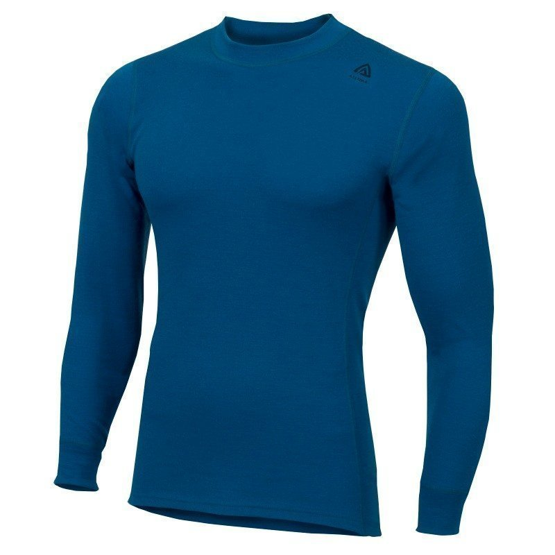 Aclima Warmwool Shirt Crew Neck Man