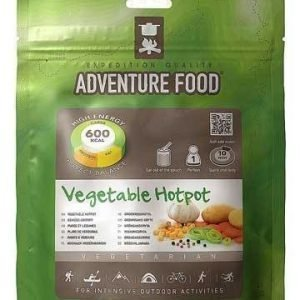 Adventure Food Veggie Hotpot