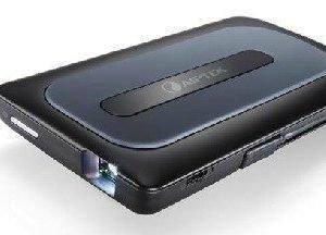 Aiptek Mobilecinema A50P matkaprojektori