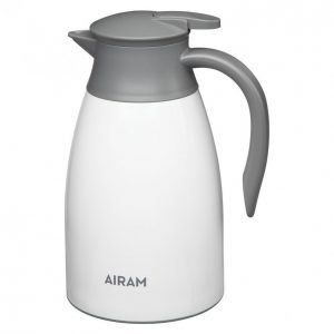 Airam Bianco Terästermoskaadin 1
