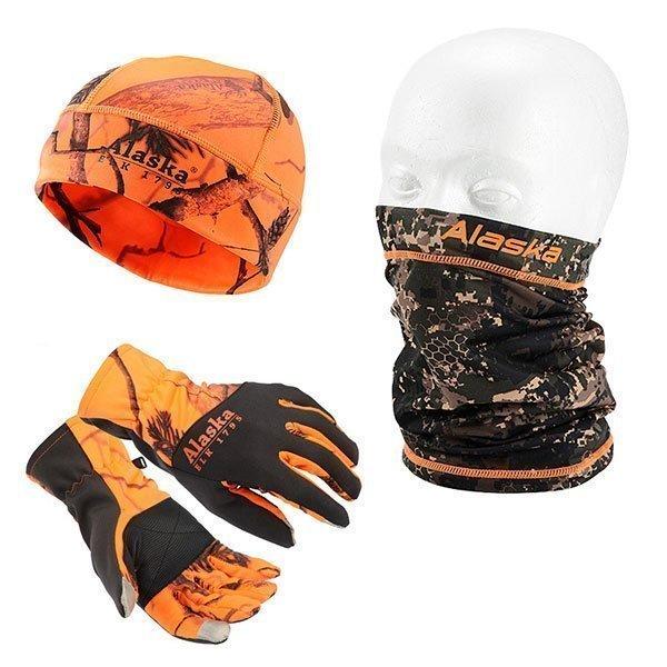 Alaska Blaze 3D varustepaketti