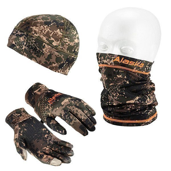 Alaska BlindTech Invisible varustepaketti