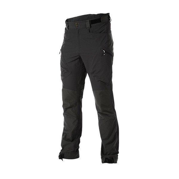Alaska Multitrek housut tummanharmaa