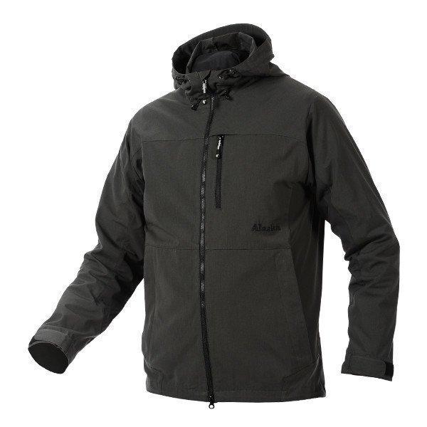 Alaska Multitrek takki tummanharmaa