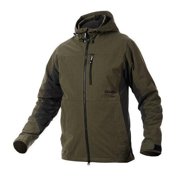 Alaska Multitrek takki vihreä