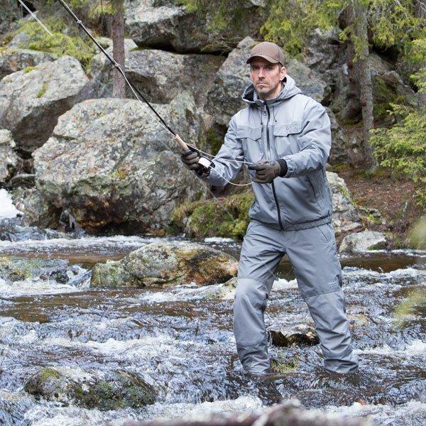 Alaska Salmon Dynasty kalastuspuku
