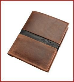 Alassio lompakko ruskea