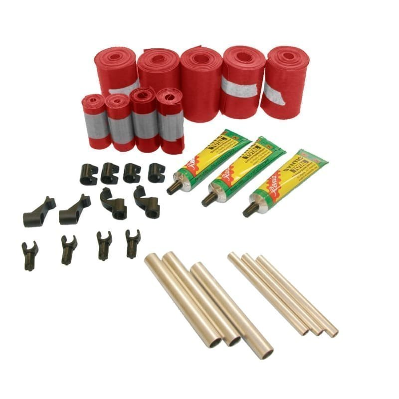 Ally Expedition Set ONE SIZE Red