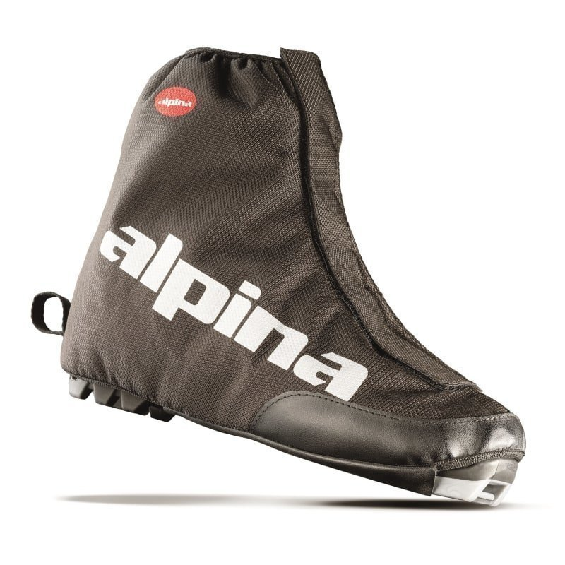 Alpina Overboot Touring 42 Black/White